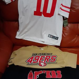 49er Bundle 👀🔥🏈 for Sale in Mather, CA