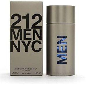212 men's fragrance 3.4 oz Carolina Herrera $75 for Sale in Los Angeles, CA