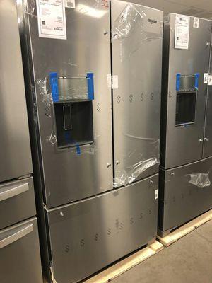 🌌 Whirlpool Brand New Refrigerator 1yr ^&*️ Manufacturers Warranty for Sale in Gilbert, AZ