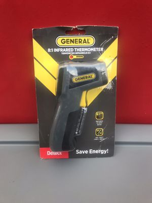 GENERAL TOOLS MINI INFRARED THERMOMETER for Sale in Redlands, CA