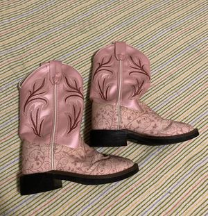 Girls Cowboy Boots for Sale in Wichita, KS