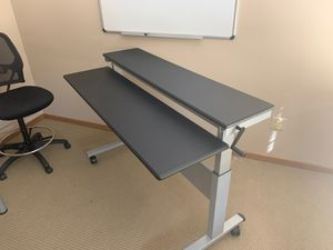 adjustable sit stand desks for Sale in Bend, OR
