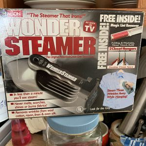 Wonder Clothes Steamer for Sale in Smyrna, TN
