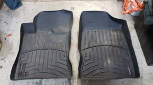 Chrysler PT Cruiser Weathertech Floormats for Sale in Yelm, WA