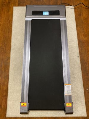 Smart walking pad/mini treadmill with app and remote for Sale in Cypress, TX