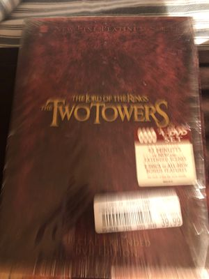 "The Lord Of The Rings ""TWO TOWERS DVDS for Sale in Palm Bay, FL"