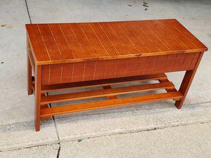 Storage bench for Sale in Manteno, IL