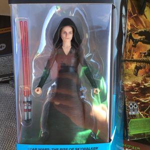 Star Wars Black Series Rey for Sale in Riverside, CA