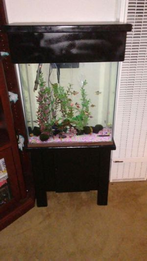 30 gallon fish tank for Sale in West Los Angeles, CA
