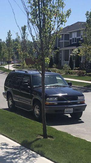 1998 Chevy blazer for Sale in Everett, WA