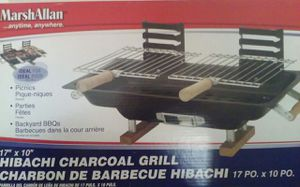 New Hibachi BBQ Grill for Sale in Imperial, MO