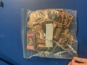 Random bag of Yu Gi Oh cards for Sale in Pekin, IL
