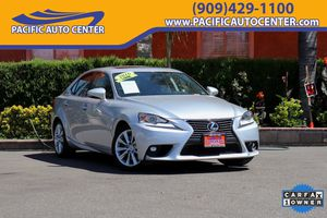 2016 Lexus IS for Sale in Fontana, CA