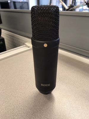 Rode NT1 Condenser Mic for Sale in Chicago, IL