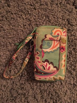 Vera Bradley Smartphone Wristlet for Sale in Atlanta, GA