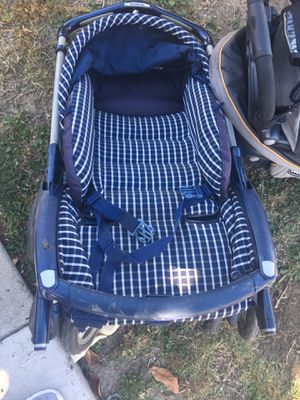Peg perego infant toddler baby stroller newborn must sell for Sale in Buena Park, CA