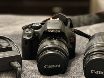 Canon EOS Rebel T2i With Extra lens (75-300mm) for Sale in Garden Grove,  CA