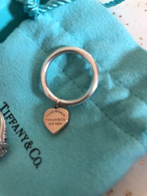 Tiffany &co. 2018 collection Tiffany for Sale in Indianapolis, IN