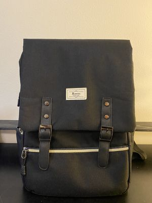 Ronyes trade makes backpack: black for Sale in Seattle, WA
