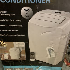 LG 14,000 BTU with WIFI Portable Air Conditioner AC 115-Volt w/ Dehumidifier Function & LCD Remote 500 sqft for Sale in Ontario, CA