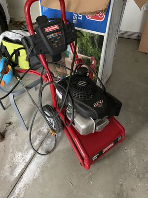 Pressure Washer. 1 year used. for Sale in Cranberry Township, PA