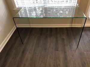 Glass Desk/table for Sale in Atlanta, GA