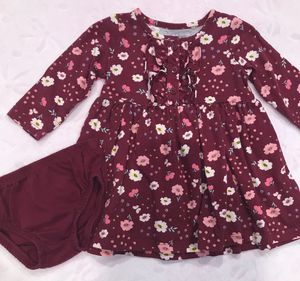 Baby Girl Floral Dress for Sale in Fontana, CA