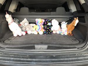 Medium size stuffed animals pick one $5 each for Sale in Aurora, CO