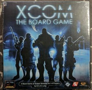 XCOM the Board Game for Sale in Rockville, MD