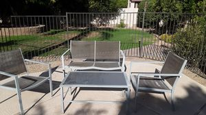 Full set outdoor patio furniture for Sale in Scottsdale, AZ