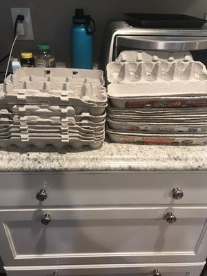 Boxes for eggs for Sale in Gresham, OR