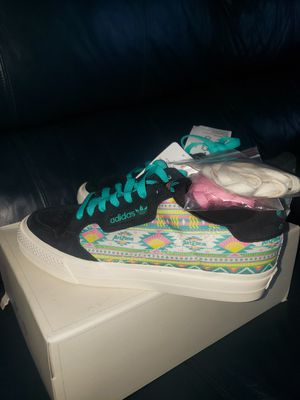 adidas x AriZona Iced Tea Continental Vulc Women's 8 EG7976 for Sale in Bremo Bluff, VA