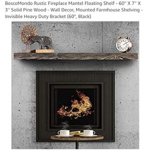 Mantel Floating Shelf for Sale in Capitol Heights, MD