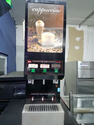 Cappussino machine for Sale in New York, NY