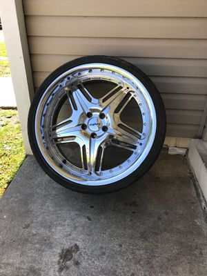 22 inch Hyphy rims for Sale in Fayetteville, AR