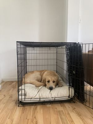 Large Dog Crate For Sale for Sale in Brooklyn, NY
