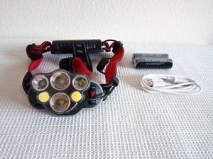 6X LED USB Rechargeable Headlamp for Sale in San Diego, CA
