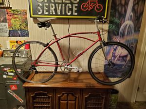 Custom vintage steel road bike for Sale in Dallas, TX