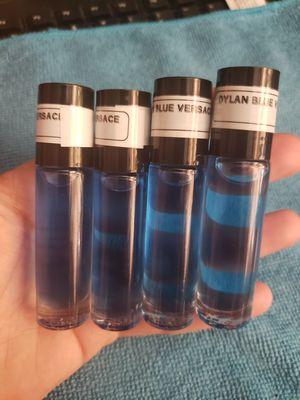 Dylan blue Versace type fragrance body oil roll on for Sale in Nashville, TN