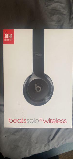 Beats solo3 wireless for Sale in Denver, CO