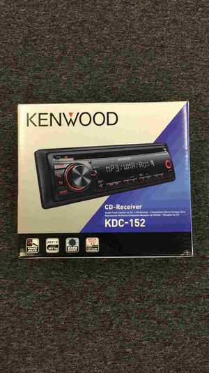 Brand New kenwood CD player for Sale in Cleveland, OH