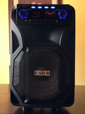 "Speaker 4800W amplificada Woofer 12"" bluetooth karaoke Ecualizador micrófono inalámbrico **Delivery gratis 10 millas max** for Sale in Commerce, CA"