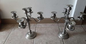 Metal Candelabras / Candle Holders for Sale in East Los Angeles, CA