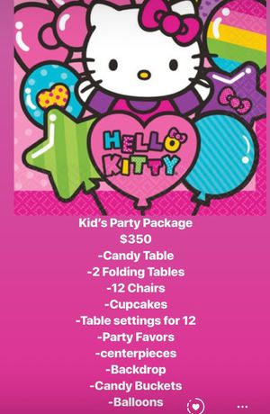 Hello Kitty Party for Sale in Detroit, MI