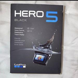 Black Hero 5 Go Pro for Sale in Hollywood, FL