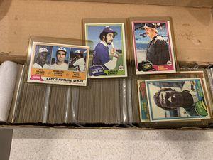 1981 Topps NM Complete Baseball Card Set for Sale in South Orange, NJ