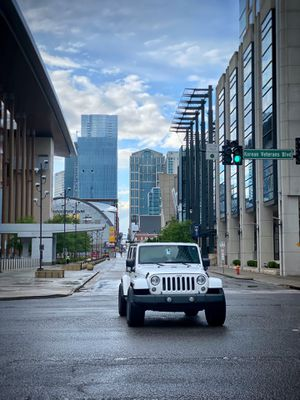 Jeep Wrangler Unlimited Sahara for Sale in Nashville, TN