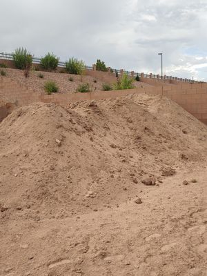 FREE Clean dirt/sand for Sale in Los Lunas, NM