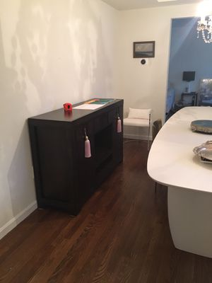 Dark wood bar for Sale in Rockville, MD