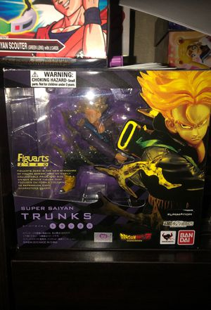 Dragon Ball Z. Trunks figure. for Sale in Lodi, CA
